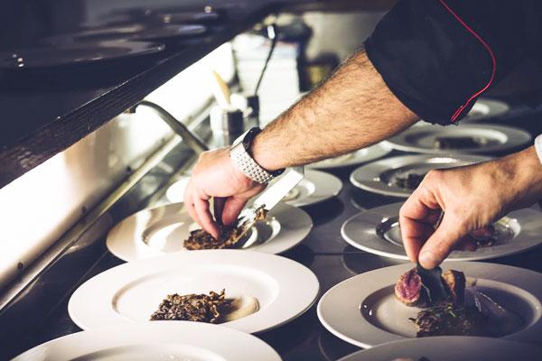 Servizio Catering e Organizzazione Eventi - Ristorante Opuntia